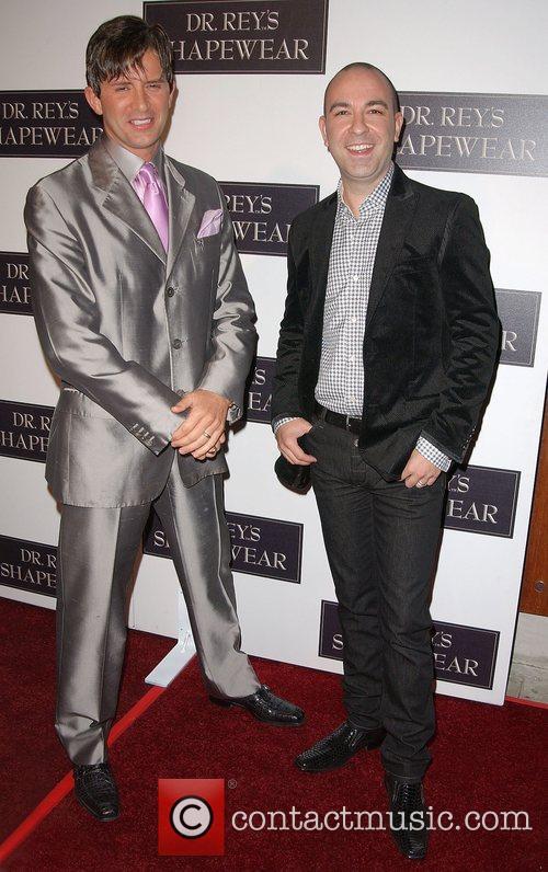 Dr Robert Rey and Bruno Schiavi  Dr....