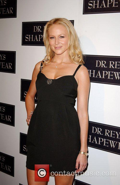 Jewel Dr. Rey's Shapewear launch party held at...