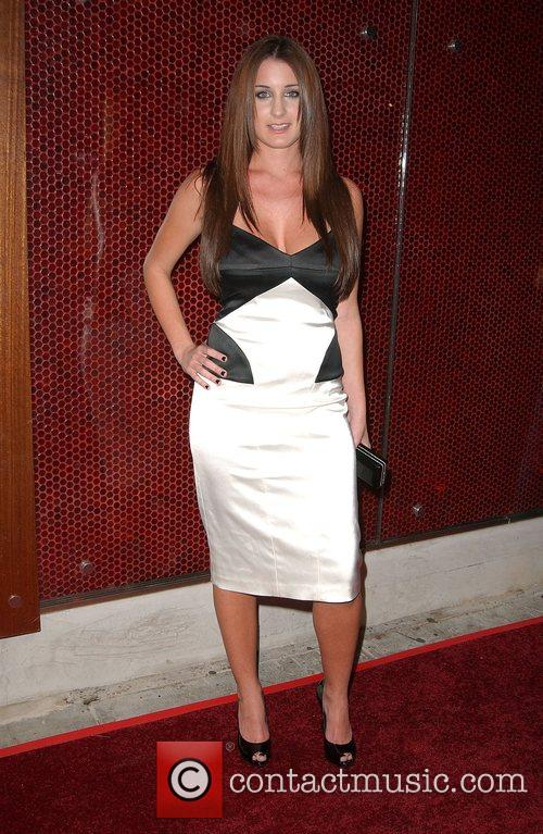 Nicole Travolta Dr. Rey's Shapewear launch party held...