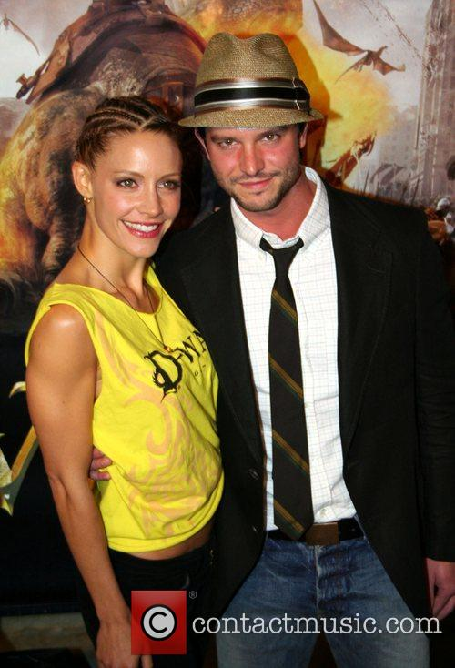 Kadee Strickland and Jason Behr 6