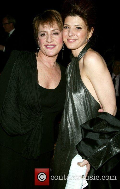 Harvey Fierstein and guest 53rd Drama Desk Awards...