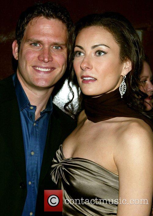 Laura Benanti and Stephen Pasquale 53rd Drama Desk...