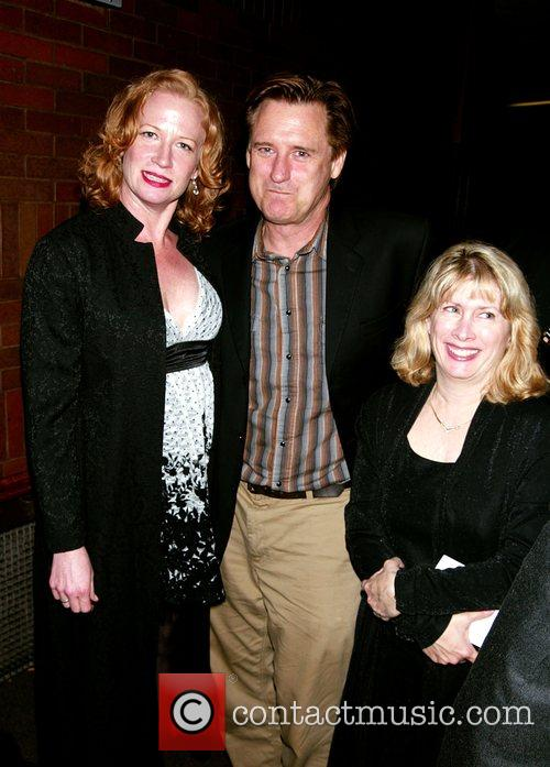 Johanna Day and Bill Pullman