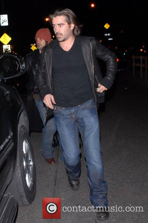 Colin Farrell After party for the screening of...