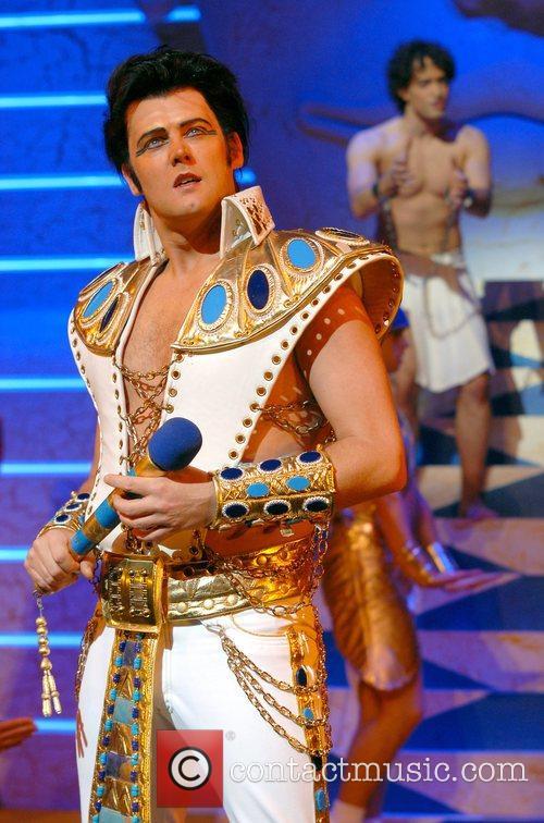 Dean Collinson 'Joseph and the Amazing Technicolor Dreamcoat'...