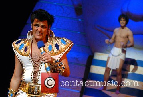 'Joseph and the Amazing Technicolor Dreamcoat' photocall held...