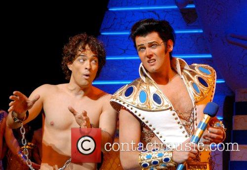Lee Mead and Dean Collinson 'Joseph and the...