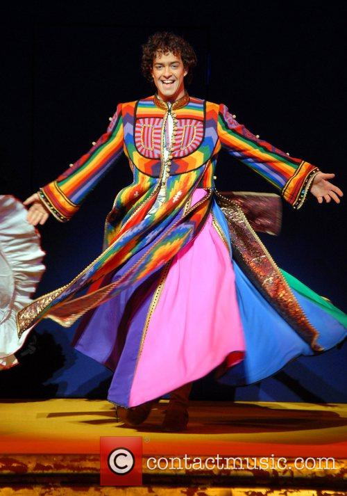 Lee Mead 'Joseph and the Amazing Technicolor Dreamcoat'...