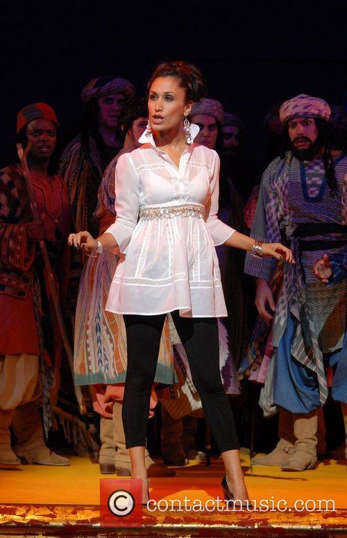 Preeya Kalidas 'Joseph and the Amazing Technicolor Dreamcoat'...