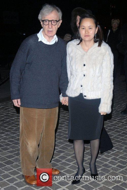Woody Allen, Soon-Yi Previn Screening of 'Cassandra's Dream'...
