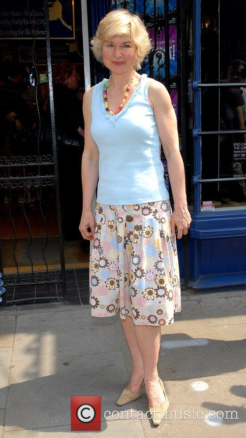 Issy van Randwyck Dress Circle photocall at Dress...