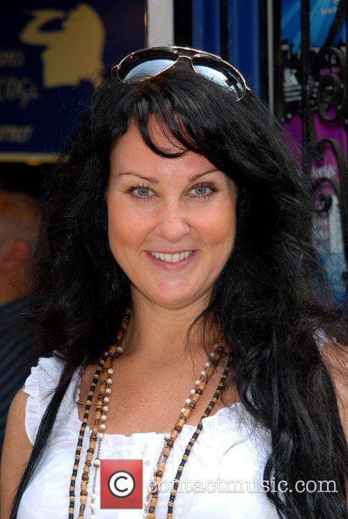 Nina Soderquist Dress Circle photocall at Dress Circle...