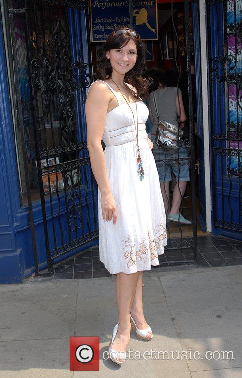 Summer Strallan Dress Circle photocall at Dress Circle...