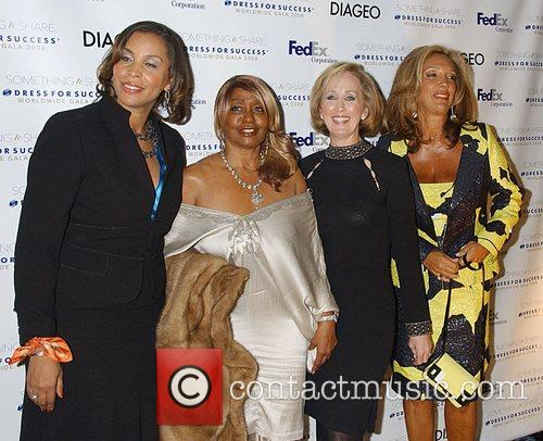2008 Dress for Success Worldwide Gala at the...