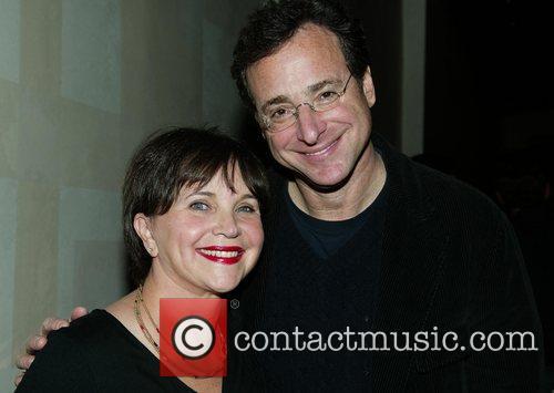 Cindy Williams and Bob Saget  'The Drowsy...