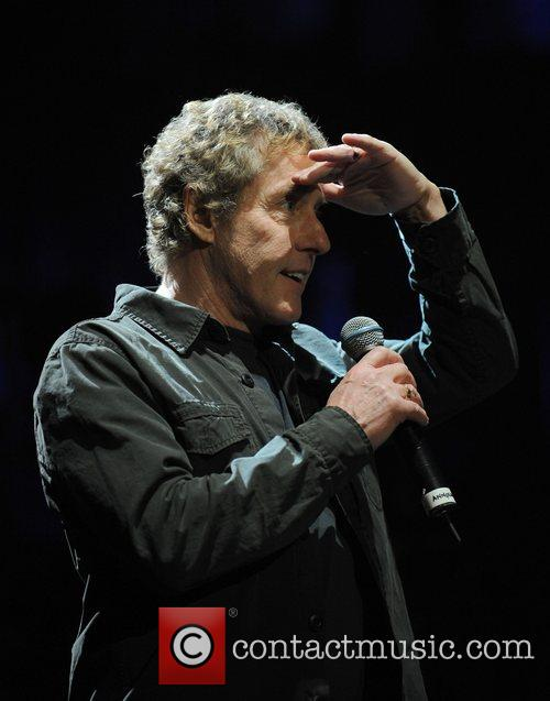 Roger Daltrey at the Royal Albert Hall for...