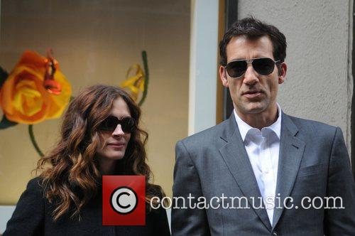 Julia Roberts and Clive Owen 1