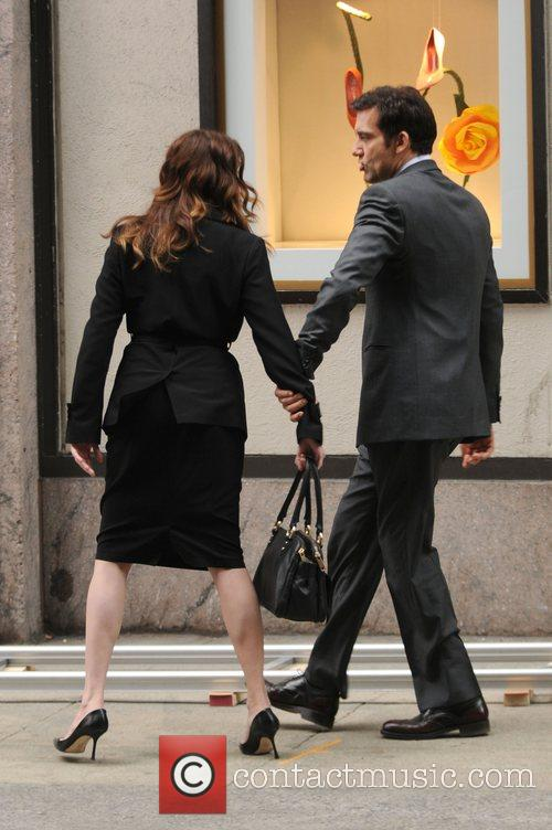 Julia Roberts and Clive Owen 8