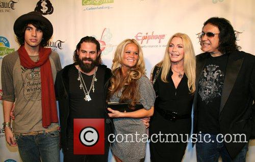 Nick Simmons and Shannon Tweed 3
