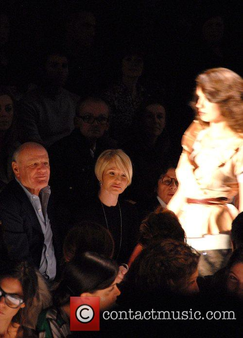 Mercedes-Benz Fashion Week Fall 2008 - Diane Von...