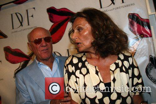 Barry Diller and Diane Von Furstenberg 2