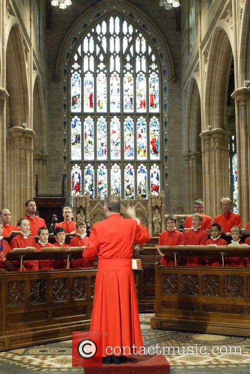 The Choir of Westminster Abbey, lead by James...