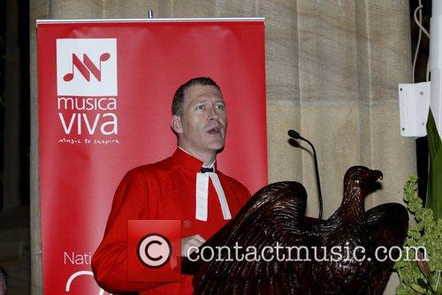 James O'Donnell, organist and Master of the Choristers...