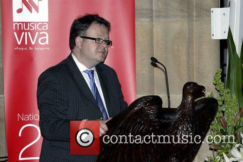 Ross Cobb, Director of Music at Saint Andrew's...
