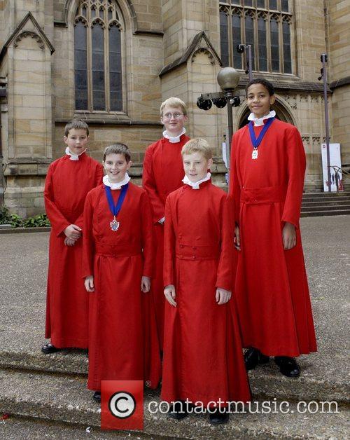 The Choir of Westminster Abbey  Choir of...