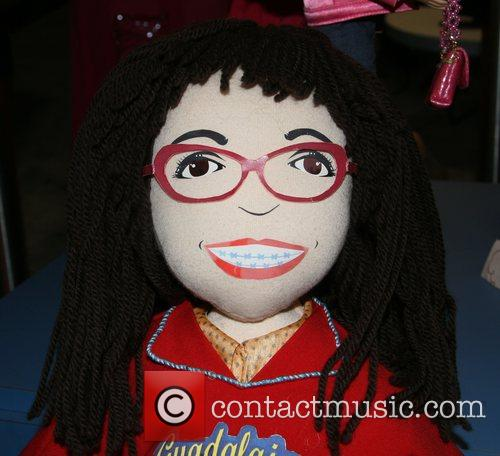 Ugly Betty Dolls 'Toy Fair 2008' held at...