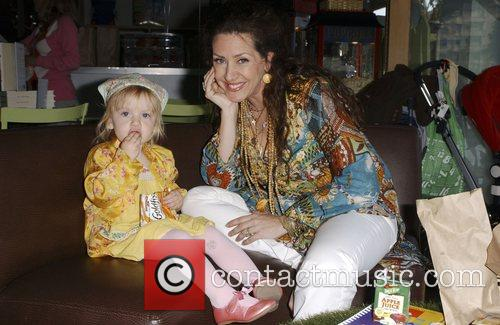 Joely Fisher and Daughter, True The Earth day...