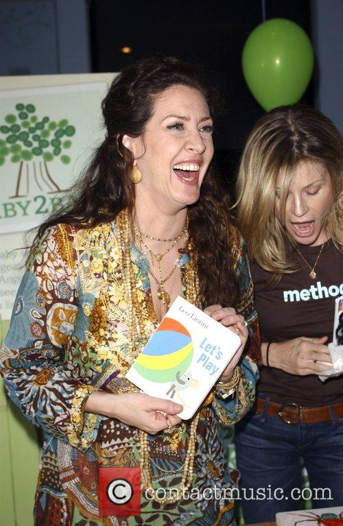 Joely Fisher and Julie Bowen The Earth day...