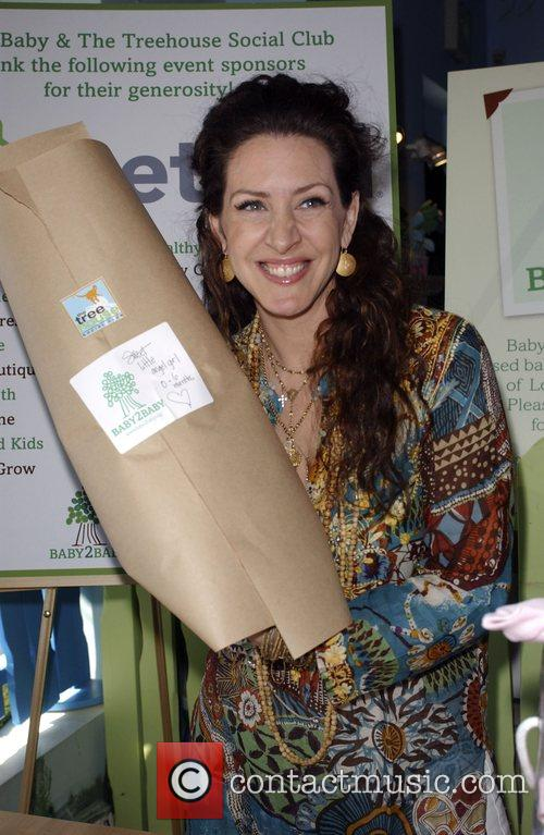 Joely Fisher The Earth day special collection to...