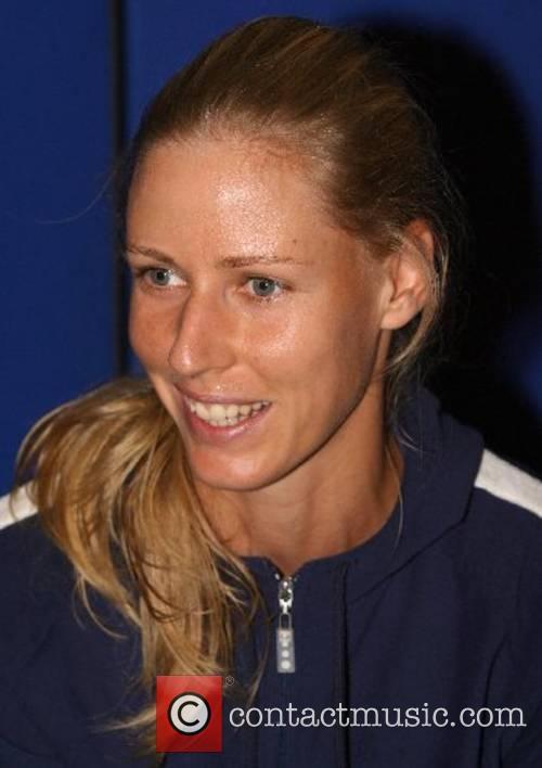 Elena Dementieva (RUS) Seed no. 4 2007 International...