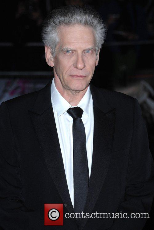 David Cronenberg The Times BFI 51st London Film...