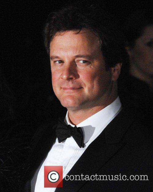 Colin Firth The Times BFI 51st London Film...