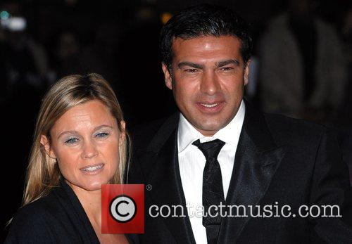 Tamer Hassan and guest The Times BFI 51st...