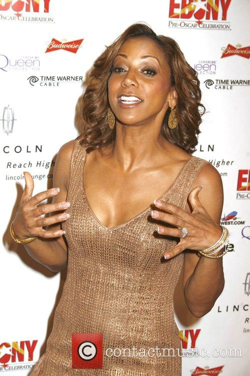Holly Robinson Peete Ebony Pre-Oscar Celebration - Take...