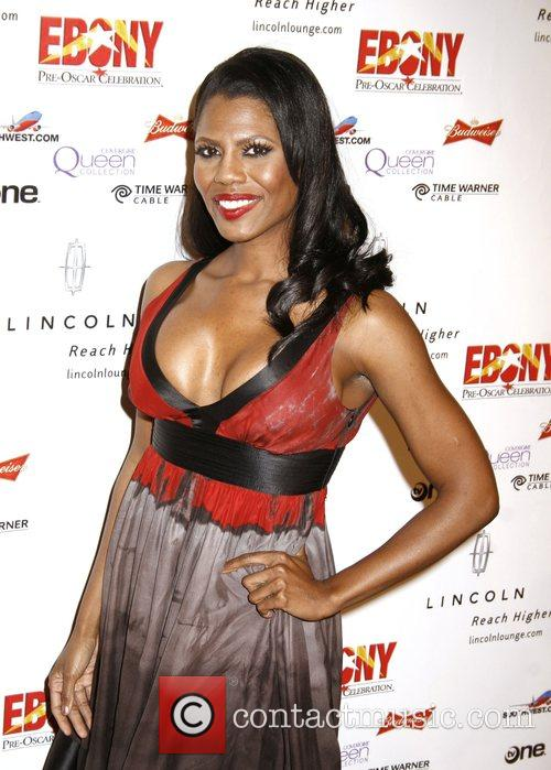Omarosa Manigault-Stallworth Ebony Pre-Oscar Celebration - Take 4...