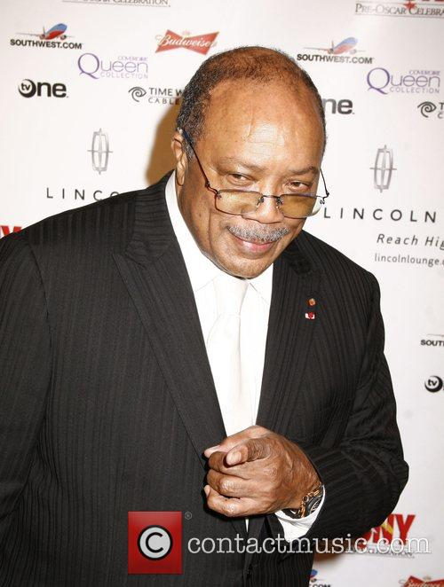 Quincy Jones Ebony Pre-Oscar Celebration - Take 4...