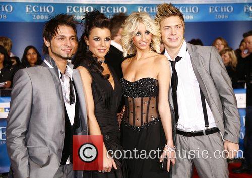 Be Four Echo Deutscher Musikpreis 2008 Awards at...