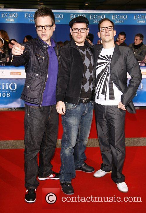 Fettes Brot Echo Deutscher Musikpreis 2008 Awards at...