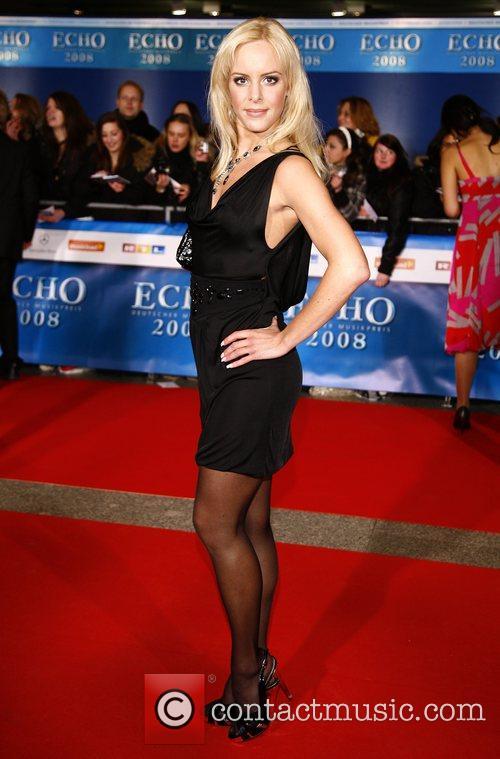 Isabel Edvardsson Echo Deutscher Musikpreis 2008 Awards at...