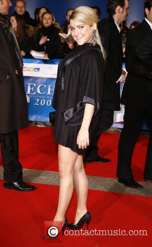 Jeanette Biedermann Echo Deutscher Musikpreis 2008 Awards at...