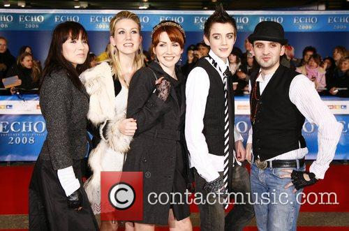 King Family Echo Deutscher Musikpreis 2008 Awards at...
