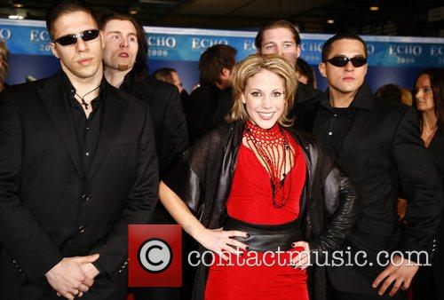 LaFee Echo Deutscher Musikpreis 2008 Awards at ICC...