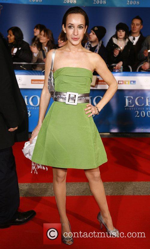 Maike von Bremen Echo Deutscher Musikpreis 2008 Awards...