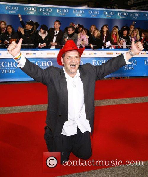 Markus Becker Echo Deutscher Musikpreis 2008 Awards at...