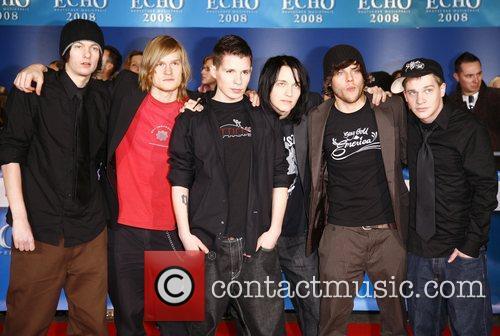 Panik aka Nevada Tan Echo Deutscher Musikpreis 2008...
