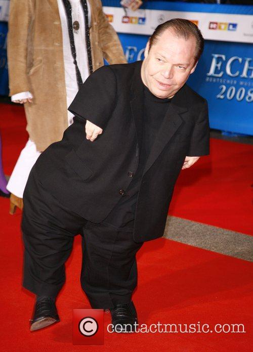 Thomas Quasthoff Echo Deutscher Musikpreis 2008 Awards at...